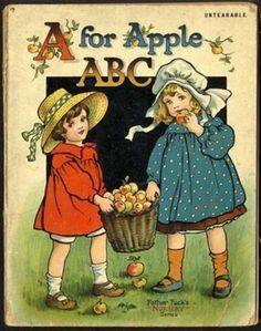 A FOR APPLE ABC