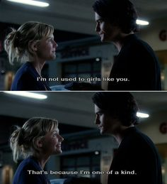 Another one of my favorite movies. The dialogue in Elizabethtown is genius.