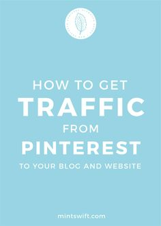 Over a year ago, Pinterest has become my number one traffic referral and I can't recommend it enough. All the strategies I use seem easy and straightforward to me, but they might not be as easy for a beginner blogger or someone who has been blogging for a year but has been using other platforms to share their posts. I thought it would be great to write a post in which I'll include the tips on how to get traffic from Pinterest to your blog and website, as well as how Pinterest actually works…