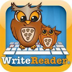 Appen som hjälper barn att lära sig läsa - genom att skriva - MyNewsdesk (pressmeddelande)