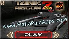 Tank Recon 2 v3.1.640 APK   The much anticipated sequel to the hit Tank Recon 2 pushes the capabilities of your mobile device! Tank Recon 2 has vastly improved graphics sound effects and gameplay.  Piloting the advanced tank code named Alpha you will be shooting it out with various units such as tanks planes anti-tank guns and more. Fire your main cannon and watch as the enemy explodes into pieces. Use your guided missiles to bring down enemy planes or anything else that needs blowing up…