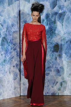 Alexis Mabille Fall 2014 Couture Fashion Show - Daniela Aciu (MAJOR)