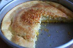 Custard-Filled Cornbread