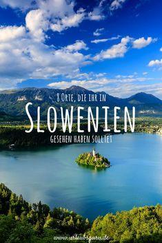 Slowenien zählt zurzeit noch zu den eher unbekannten Urlaubsländern in Europa. Doch das wird nicht mehr lange so bleiben. Immer mehr Touristen zieht es in das Land im Süden Europas – und das nicht ohne Grund. Die wunderschöne Natur, die gastfreundlichen Menschen und die vielfältigen Aktivitäten machen Slowenien zu einem echten Geheimtipp. Habt ihr Lust auf eine kleine Rundreise?