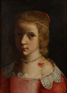 Giovanni Francesco Guerrieri Girl portrait  $8,506.49