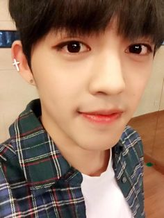 160314 Seventeen Twitter Update [ORIG] [17's 쿱스] 사탕은 접니다 