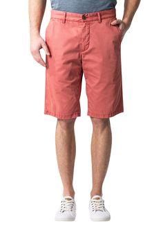 Diese Chino Shorts ist in dieser Saison unverzichtbar - ein lässiger und modischer Begleiter für einen optimalen Look. In Kombination zu einem trendigen Shirt oder sportiven Hemd ist dieser Style ein super Basic für einen gelungenen Casual-Look. Die Shorts sitzt entspannt und ist aus einer leichten Twill-Qualität mit extrem weichem Griff gefertigt. Aus 100% Baumwolle....