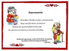 31/01/2014. Dzień Babci i Dziadka w naszym przedszkolu by Krystyna Knypl - PhotoBlog Daddy Birthday Gifts, Dad Birthday Quotes, Girlfriend Birthday, Daddy Gifts, Daddy Quotes, Father Daughter Quotes, Father Quotes, Family Quotes, Quotes Quotes