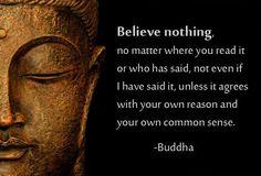 #quote #Buddha #belief