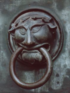 Germany Augsburg Dom-St-Maria Door Handle