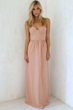 prett maxi dress