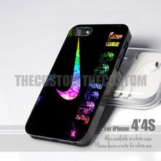 Nike Just Do It Gliter Photo 4s Design for iPhone 4 or 4s Case