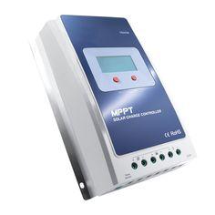 Tracer 4210A Solar Charge Controller MPPT EPsolar 100V 10A/20A/30A/40A 12V 24V LCD Solar Controller #Affiliate