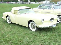 1954 Kaiser Darin