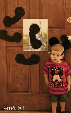 Jesse's Girl: Mickey Mouse Clubhouse Birthday Party
