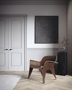 Muebles para un Salón Nórdico de Revista Decor, Furniture Design, Interior Inspiration, Furniture, Interior, Home Decor, House Interior, Interior Architecture, Living Spaces