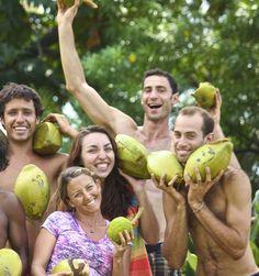 WWOOFing- Organic farm volunteer in Hawaii