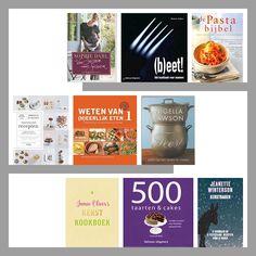 Hankies kookboeken. #feestkeuken