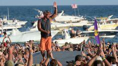 Kenny Chesney performs Flora-Bama-Jama on Aug. in Orange Beach, Ala. Latest Music, New Music, Flora Bama, Kenney Chesney, Lambda Chi Alpha, Sing To Me, Orange Beach, Summer 2014, Country Music