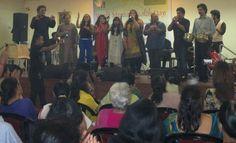 Mumbai Concert with all seniour musicians ..talat aziz , lesli lewis , anup jalota , shilpa rao , runa rizvi , jeetu shankar