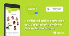 Peerbits has developed a messaging app that lets African #facebook users to converse with each other through African emoticons and expressions.  Click here to know more.   #mobileapp #mobileapplication #mobileappdevelopers #androidplatforms #developers Mobile Applications, Facebook Users, Case Study, Converse, African, Messages, Converse Shoes, Text Posts