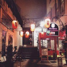 """""""Almost like china town  with @kbdk1 @livialiebt """" www.prizmahfashion.com"""