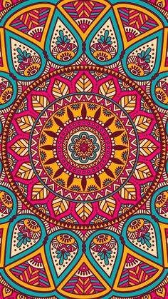 #Patterns #mandalas