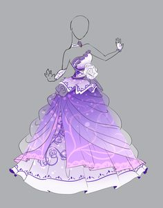 super pretty cute dresses in anime easy to battle in Drawing Anime Clothes, Dress Drawing, Manga Clothes, Clothing Sketches, Dress Sketches, Fashion Design Drawings, Fashion Sketches, Kleidung Design, Illustration Mode