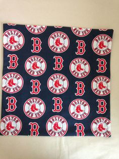 """Boston """"Red Sox"""" Pillow Case/Cover by SportzNutty on Etsy"""