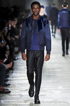 Neil Barrett Fall 2013 Menswear Collection Slideshow on Style.com