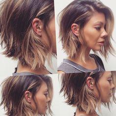 окрашивание омбре на короткие волосы: 19 тыс изображений найдено в Яндекс.Картинках