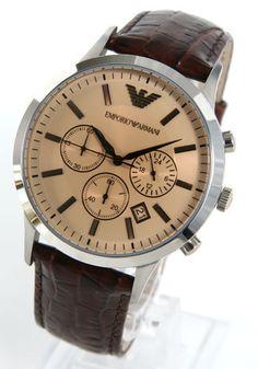Reloj Emporio Armani Ar2433 Producto Original - Garantía! - $ 5.168,90