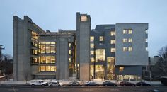 Renovation and Expansion of Paul Rudolph's 1963 Yale Art + Architecture Building | Gwathmey Siegel & Associates Architects