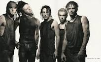 Trent Reznor. Nine Inch Nails is one of the bands that changed my life.