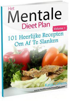 202 Heerlijke Dieetrecepten voor Een Platte Buik ;-) Lekker de zomer door smullen...