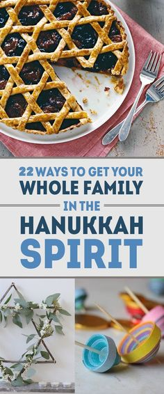 Way to celebrate Hanukkah!