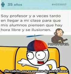 Memes sobre la escuela - Air Tutorial and Ideas Funny Cartoons, Funny Jokes, Mexican Memes, Rap, Spanish Memes, Sad Stories, Pokemon, Book Memes, Cute Girl Outfits