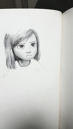 INSIDE OUT; Riley by b.point pen&pencil HB