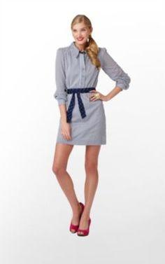 Lilly Pulitzer Fall 2012. Davie Dress