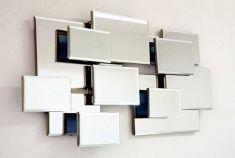 Miroirs modernes en verre: modèle HERA.