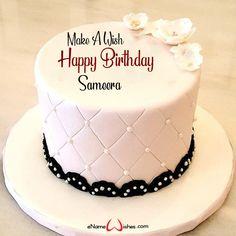Happy Birthday Tia, Happy Birthday Cake Writing, Birthday Cake For Father, Birthday Images For Her, Birthday Wishes Cake, Happy Birthday Cake Images, Happy Birthday Quotes For Friends, Birthday Cake Pictures, Elegant Birthday Cakes