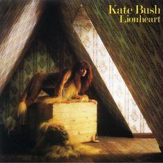 ~ the Inimitable Ms. Kate Bush ~ Lionheart album cover