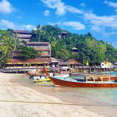 Haad Tien Beach Resort, Koh Tao, Thailand