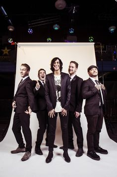 Sleeping with Sirens!