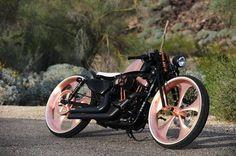 Sportster | Bobber Inspiration - Bobbers and Custom Motorcycles | freeridernation74 April 2015