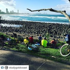 Great photo from @studygoldcoast - exactly right why wouldn't you want to study here on the Gold Coast?  #livelifetothefullest #studyabroad #studyandtravel #studygoldcoast #thisisqueensland #beyourownboss #diplomainternationalbusiness #rivertoninstituteofbusinessandtechnology #dontwait #opportunityknocks #onceinalifetime #discoverqueensland #visitgoldcoast #visitaustralia by study_riverton_institute