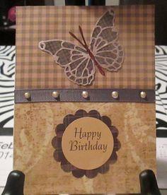 Masculine Happy Birthday - June 2014