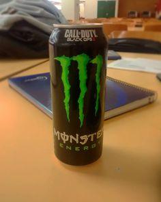 En #Instagram: El primero y el último de la batalla pero no el primero y el último de la guerra. .  #monster #energy #drink #study #hard #library http://ift.tt/1KU4M7A