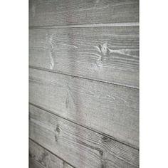 Paneeli Siparila Struktuuri STS 14 x 145 x 2350 mm Helmiäisharmaa - Bauhaus Bauhaus, Hardwood Floors, Wood Floor Tiles, Wood Flooring
