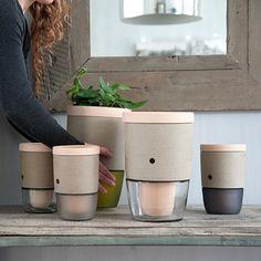Modular Terracotta Planters 17euros